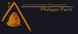 Construction Rénovation Philippe Paré